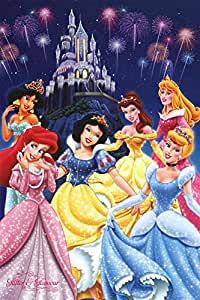 1Art1 43262 Walt Disney Principesse Poster 91 x 61 cm