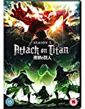 Attack on Titan - Season 02 [2 DVDs] [UK Import]