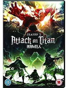 Attack on Titan - Season 2(Funimation) [DVD] [2018]