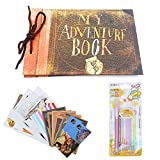osunp Mon Aventure Book Album photo DIY anniversaire - Best Reviews Guide