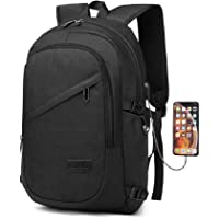 Kono Travel Laptop Backpack,Anti-Theft Business Backpack Bag with USB Charging Port,Lightweight Laptop Bag,Water…