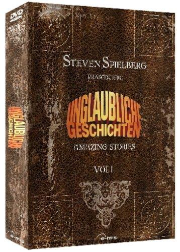 Steven Spielberg präsentiert Unglaubliche Geschichten Vol. 1 (3 DVDs)