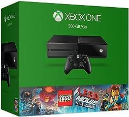 Xbox One 500GB Konsole - Bundle inkl. The LEGO Movie Videogame