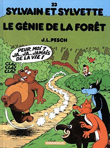 Sylvain et Sylvette - tome 23 - Génie de la forêt (Le)