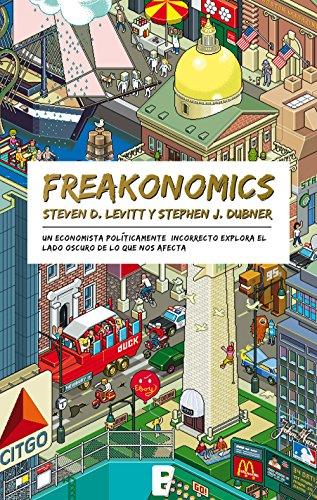 Freakonomics por Stephen J. Dubner