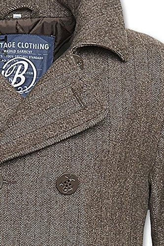 Tommy hilfiger herren mantel c wool alan af