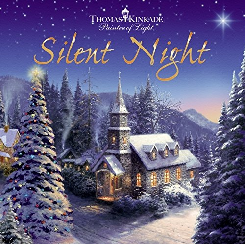 Silent Night - Thomas Kinkade Silent Night