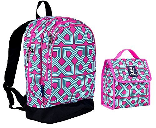 wildkin-twizzler-sidekick-backpack-back-pack-and-lunch-bag-bundle-set-by-wildkin