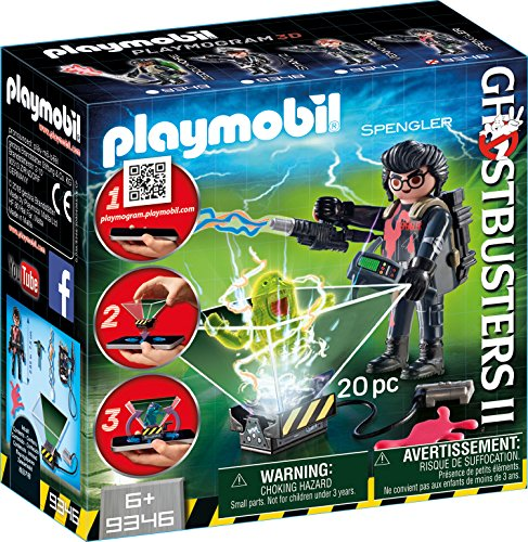 Playmobil 9346 - Geisterjäger Egon Spengler Spiel