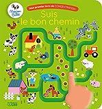 Telecharger Livres Mon premier livre de concentration Suis le bon chemin Des 2 ans (PDF,EPUB,MOBI) gratuits en Francaise