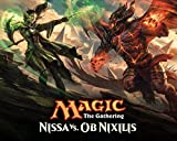 Ultra Pro 86403 Duel Deck Box - Magic: The Gathering - Nissa Verses Ob Nixilis