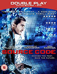 Source Code - Double Play (Blu-ray + DVD)