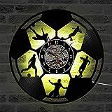 Best Conception avec Vinyl cadeaux pour les familles - OOFAY Clock@ Vinyl Records Horloge Pendules LED Familles Review