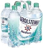 Gerolsteiner Medium, Mineralwasser mit wenig...