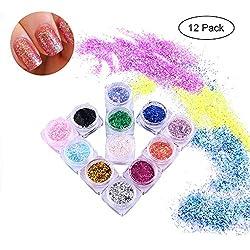 12 colores de cara con...
