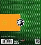 Elixir CEL 14102 Corde pour Guitare Basse nanoweb Heavy 50-105