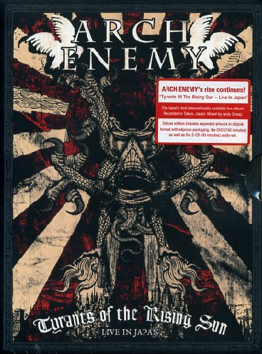 Arch Enemy - Tyrants Of The Rising Sun (Limited) (Dvd+2 Cd)