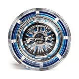 Yoyofactory YO-008 - Yoyo Fast 201 - das Profi Yoyo mit patentiertem Spielsystem, blau
