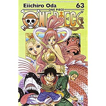 One Piece. New Edition: 63
