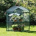 Gewächshaus Treibhaus Tomatenhaus Doppelstöckig von Lennox bei Du und dein Garten