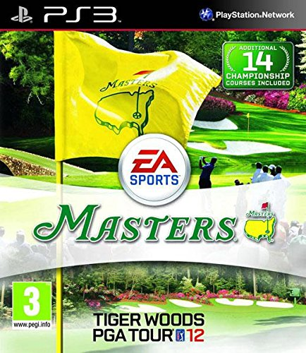 PS3 Tiger Woods PGA Tour 12: The Masters