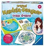 Ravensburger 29731 - Loisir Créatif - Mandala Designer 2 en 1 - Ocean Dreams