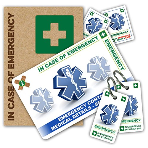 in-case-of-emergency-ice-card-pack-with-key-rings-stickers-from-icecard-wallet-size-card-with-writab