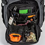 5.11 Tactical Rush12 Backpack Rucksack – 019 Schwarz - 5
