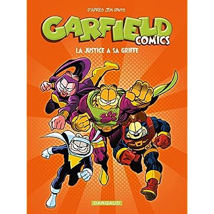 Garfield Comics - Tome 3 - La Justice a sa griffe