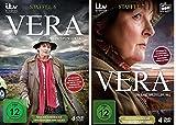 Vera: Ein ganz spezieller Fall - Staffel 6+7 im Set - Deutsche Originalware [8 DVDs]