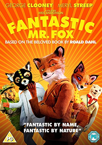 Fantastic Mr Fox...