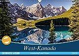 West-Kanada (Wandkalender 2019 DIN A3 quer): Faszinierende Aufnahmen der überwältigenden Landschaft im Westen Kanadas (Monatskalender, 14 Seiten ) (CALVENDO Natur)