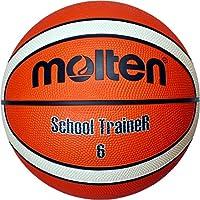 Molten Basketball Orange/Ivory, 6