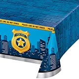Polizei Party Tischdecke