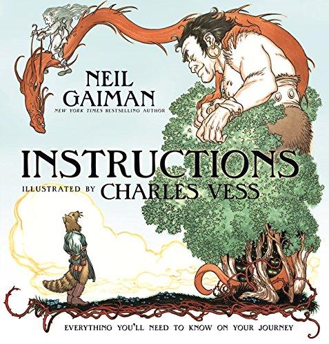 Instructions por Neil Gaiman