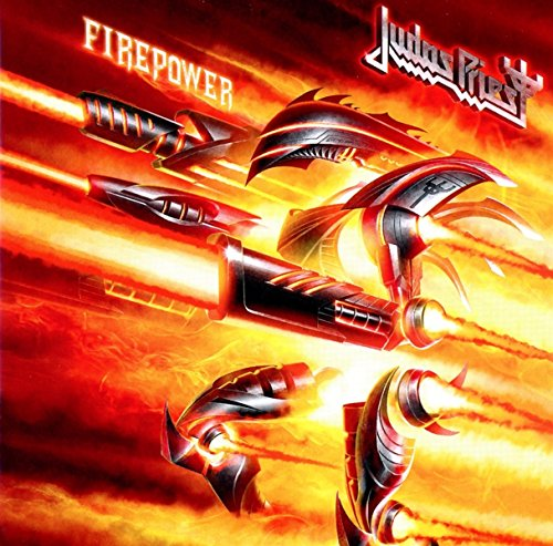 Judas Priest: Firepower (Audio CD)