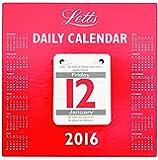 Letts 2016 Daily Tear Off Calendar