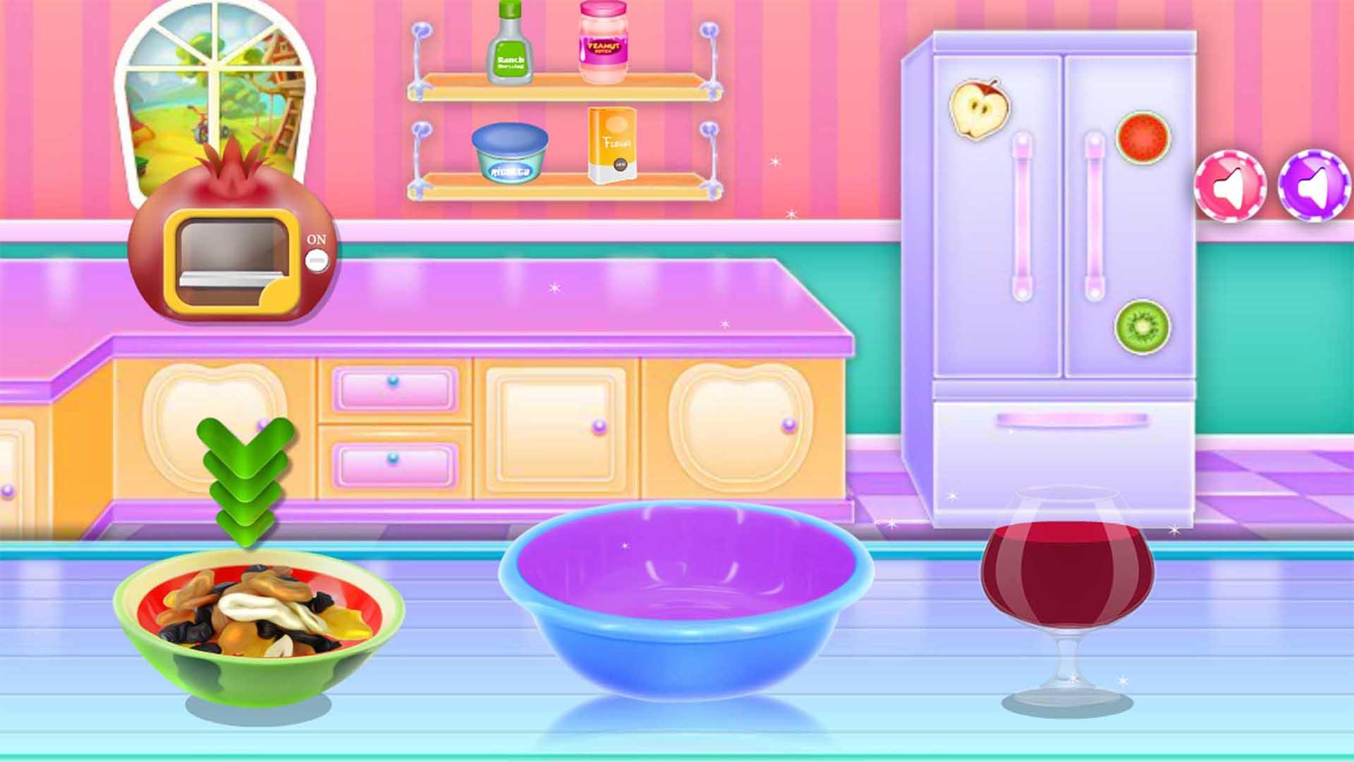 Kochen Spiele