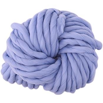 Laine à Tricoter de Coton Fil à Tricoter Coton Cosy Fil pour Tricoter à la  Main 1226e96d6d13