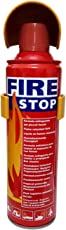 Fire Stop - Portable Spray Safety - Flame Retardant Fuild - Fire Extinguisher