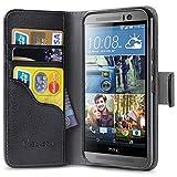 HTC one M9 Hülle (2015), i-Blason Dünne Leder Tasche Etui