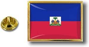 Spilla Pin pin's Spille spilletta Giacca Bandiera Distintivo Badge Haiti
