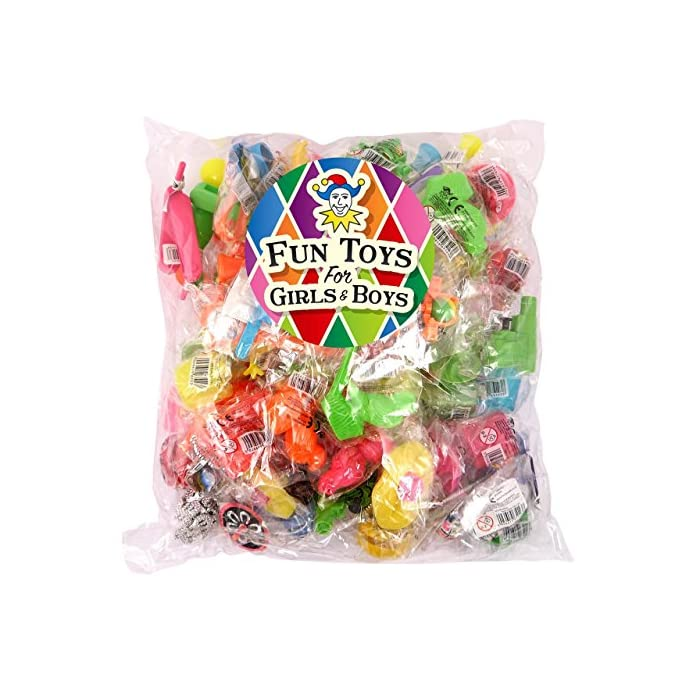 100 Teile Mitgebsel Kleinspielzeug Kindergeburtstag 1