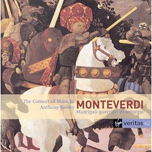 Monteverdi - l Ottavo Libro de Madrigali 1638