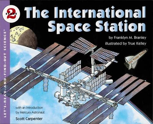 The International Space Station (Let's Read-&-find-out Science) (Paperback)