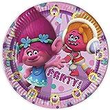 DreamWorks 49787 Trolls Plates
