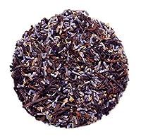 Lavender Pu-erh Tea - 4oz - Premium Loose Leaf Tea with Calming Purple Lavender Flower- Nature's Tea Leaf