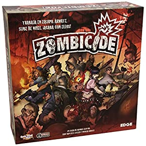 Edge Entertainment – Zombicide, juego de mesa (ZC01) , color/modelo surtido