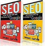 SEO: Seo Bible & Tips - Google, Bing, Yahoo! - 2 Manuscripts + 1 BONUS BOOK (Keywords, Tools) (English Edition)