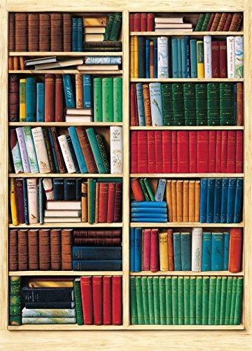 Idealdecor 401 Bibliothèque 183 x 254 cm, 4-teilig